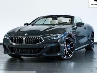 käytetty BMW 840 d xDrive M Sport Cabrio EU6d-T Laserlicht