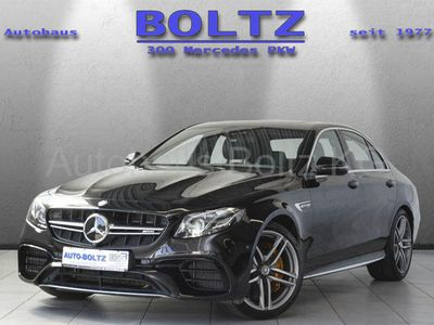 used Mercedes E63 AMG S 4M+ Keramik Comand Memory 360 Kamera