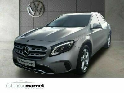 gebraucht Mercedes GLA200 200CDI Urban Automatic 4Matic