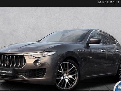 gebraucht Maserati Levante Diesel *ACC*21Zoll*Panorama*HarmanKardon