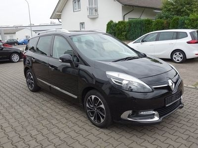 gebraucht Renault Grand Scénic Grand Scenic 1,6 dCi III BOSE Edition 7-Sitzer, Navi1,6 dCi III BOSE Edition 7-Sitzer, Navi