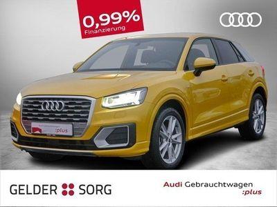 gebraucht Audi Q2 35 TFSI S line 6d-TEMP AHK*DAB*LED*NAVI Navi GRA LM