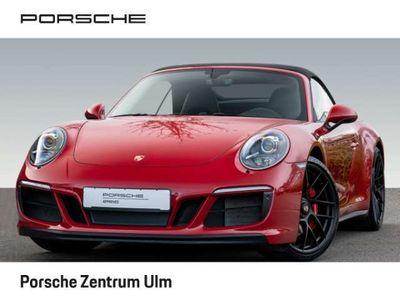 gebraucht Porsche 911 Carrera 4 Cabriolet 991 GTS BOSE Sportabgasanlage