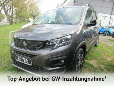 gebraucht Peugeot Rifter L1 GT PureTech 130 EAT8, Glasdach, ACC, Shz