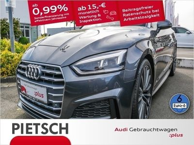 gebraucht Audi A5 Cabriolet sport 2.0 TFSI 140 kW (190 PS) S tronic