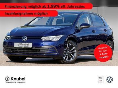 gebraucht VW Golf VIII United 2.0 TDI LED Navi ACC DigCockpit DAB+