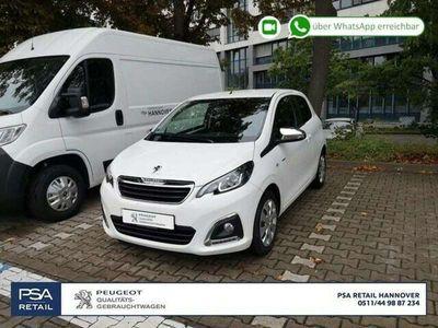 gebraucht Peugeot 108 VTI 72 Stop&Start Style