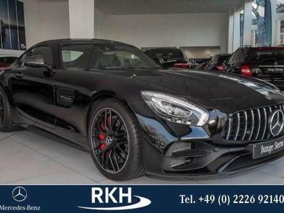gebraucht Mercedes AMG GT C Coupe Carbon/Comand/Pano/Burmester/Kam.