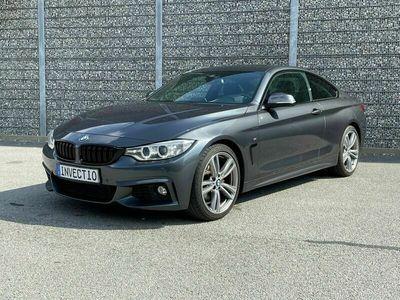 gebraucht BMW 425 d M Sport SAG Navi Euro 6 Schiebedach