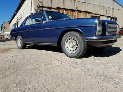 gebraucht Mercedes W114 280CE Strich 8 Coupe /8 TÜV neu H-Kennz.