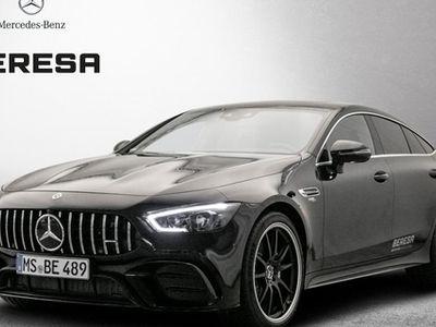 gebraucht Mercedes AMG GT 53 4M+ Burmester Comand Fahrassist. LED