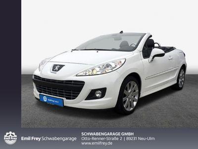 gebraucht Peugeot 207 CC 155 THP Allure *CABRIO*TEMP*SHZ*PDC*