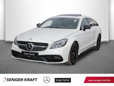 gebraucht Mercedes CLS63 AMG CLS Shooting BrakeAMG S 4Matic