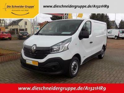 gebraucht Renault Trafic KOMFORT L1H1 1.6 dCi 120 2,7t KLIMA RADIO