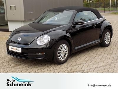 gebraucht VW Beetle Cabrio 1.2 TSI Navi Klima el. Fenster