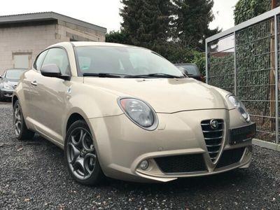 gebraucht Alfa Romeo MiTo Quadrifoglio Verde Xenon Navi Leder