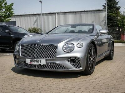 gebraucht Bentley Continental GTC City Touring HUD BangO TV 360