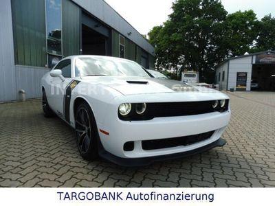 gebraucht Dodge Challenger SRT 6,4 HEMI V8 Scat Pack*TÜV NEU*