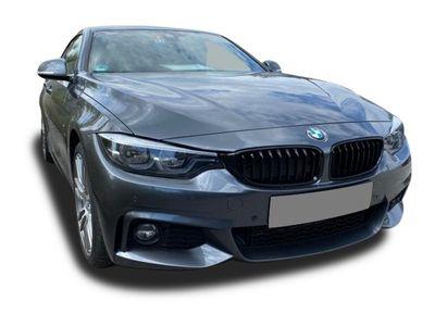gebraucht BMW 420 d xDrive M SPORTPAKET+GSD+NAVI PROF+HEAD UP+