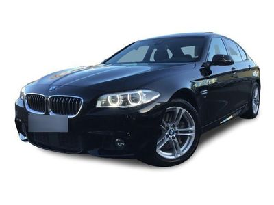 gebraucht BMW 530 d xDrive M-Sport EURO 6 Aut HUD Navi PGD LED Temp