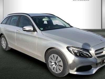 gebraucht Mercedes C200 d T-Modell LED/Navi/PDC