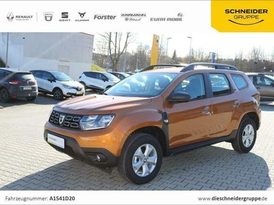 gebraucht Dacia Duster COMFORT ECO-G TCE 100 2WD LED ABS KLIMA