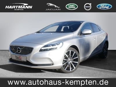 gebraucht Volvo V40 T3 2.0 Inscription EURO 6d-TEMP Bluetooth LED