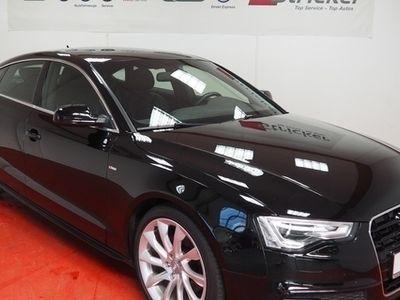 gebraucht Audi A5 Sportback S-Line 2.0TDI 259,-ohne Anzahlung N