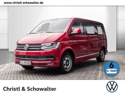 gebraucht VW Multivan T6 Comfortline 2.0TDI EU6 SCR BMT 4MOTION