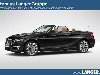 gebraucht BMW 230 i Cabrio Aut. LUXURY LINE, OPEN AIR PAKET