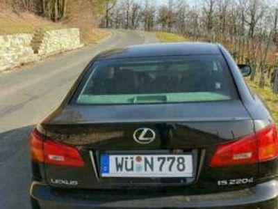 gebraucht Lexus IS220d im Guten Zustand