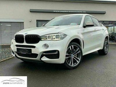 gebraucht BMW X6 M Neu 50 X6 xDriveM50d +DAB+DRIVING+HEADUP+LED+20ZOLL+EU