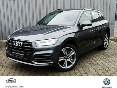 gebraucht Audi Q5 3.0 TDI 3x S-Line Black Matrix Stdhzg 20'