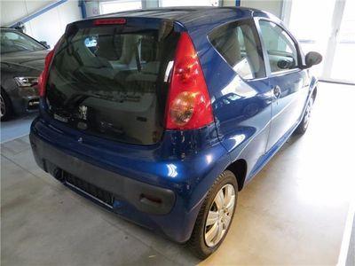 gebraucht Peugeot 107 Petit Filou aus zweiter Hand ***TÜV 08/17***