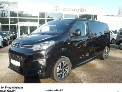 gebraucht Citroën Spacetourer M BlueHDi 180 EAT8 (8S. XENON NAVI SHZ)