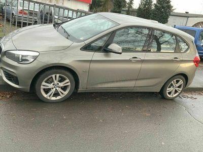 gebraucht BMW 220 Active Tourer. AUTOMATIK