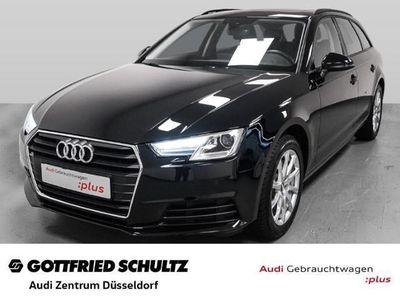 gebraucht Audi A4 2.0 TDI S-Tronic Attraction - Klima,Sch