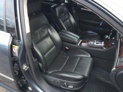 gebraucht Audi A8 Navi/Xenon/Rückfahrkamera/PDC/Leder