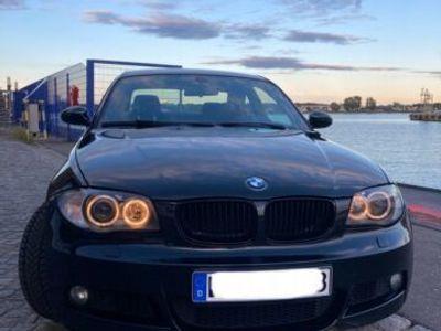 gebraucht BMW 123 Coupé d M-Paket, top gepflegt, Shadowline