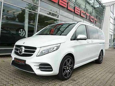 gebraucht Mercedes V250 CDI AMG LINE Lang LIEGEPAK/ACC/KAM/2xsTÜR