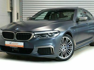gebraucht BMW M550 d xDrive Aut.-Standh/Glasd/Sitzlüf/Driving+ als Limousine in Besigheim - Ottmarsheim