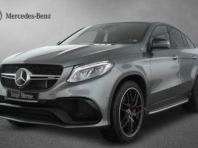 gebraucht Mercedes GLE63 AMG S AMG 4M Coupé B&O Sound+Fahrass+AHK