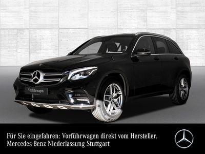 gebraucht Mercedes GLC250 4M AMG Park Rückf. LED Easy-Pack