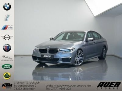 gebraucht BMW M550 i xDrive Limousine (Navi Leder HUD Kurvenl.)