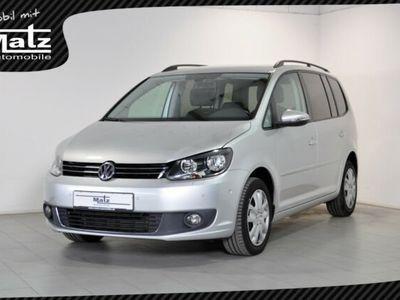 gebraucht VW Touran Comfortline 1.6 TDI DSG Navi*Klima*PDC*
