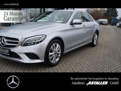 gebraucht Mercedes C180 Avantgarde+Busin+2xAdvanc+KAM+LED+Sitzkomf