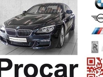 käytetty BMW 640 i xDrive Coupe M-Sportpaket Navi Leder Glasdach LE