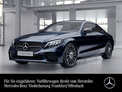 gebraucht Mercedes C200 Cp. AMG LED Night Kamera PTS 9G Sitzh Temp