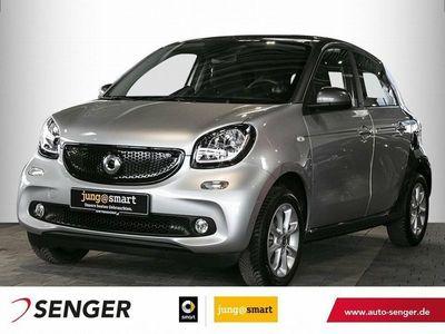 gebraucht Smart ForFour 66 kW twinamic*Passion*Einparkhilfe*Navi