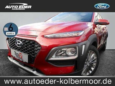 gebraucht Hyundai Kona 1.0 T-GDI Trend 2WD